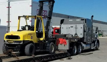 Forklift & Equipment Shipping Services